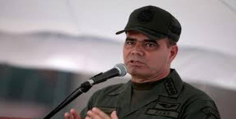 Vladimir Padrino, ministro venezolano de Defensa