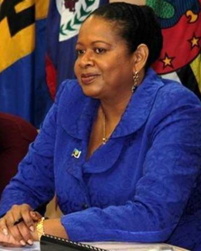 June Soomer, secretaria general de la AEC, Asociación de Estados del Caribe