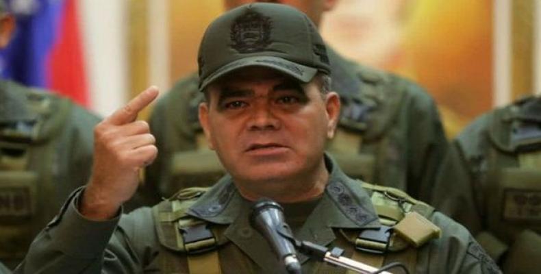 Venezuelan Defense Minister General Vladimir Padrino López. (Photo: teleSUR)
