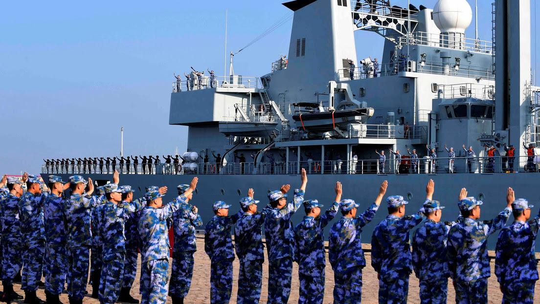 Presidente chino recuerda a tropas tarea de salvaguardar soberanía