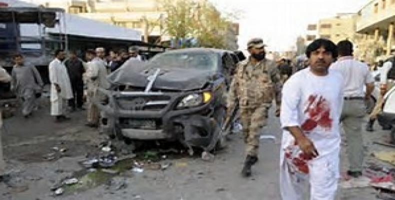 A más de 70 ascendió el número de muertos en Pakistán por el atentado suicida en la oriental ciudad de Lahore