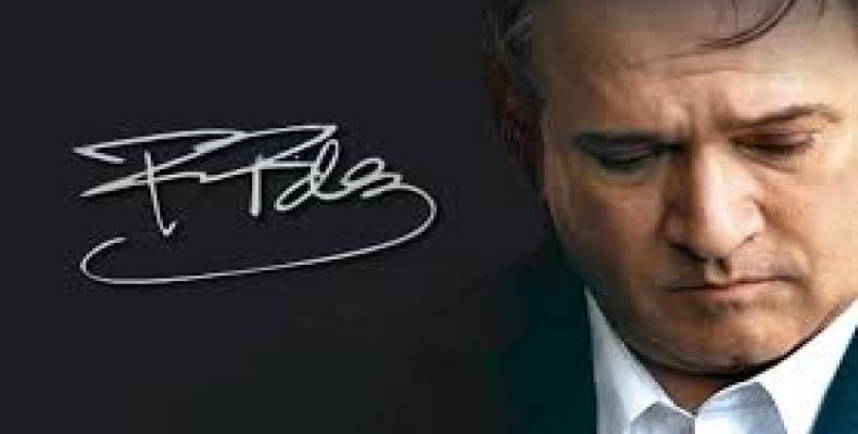 Al pianista cubano Frank Fernández será dedicada la exposición Espacio vital del artista Jesús Lara