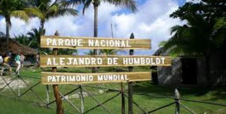 Nacia parko Alejandro Humboldt