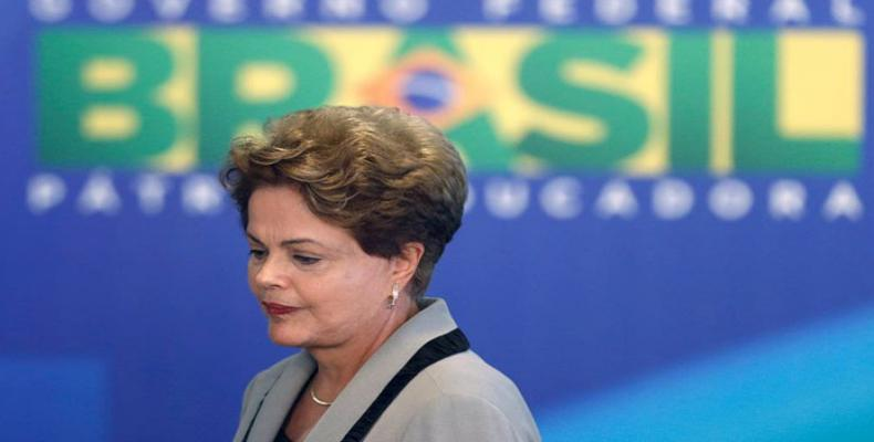 presidenta de Brasil, Dilma Rousseff,