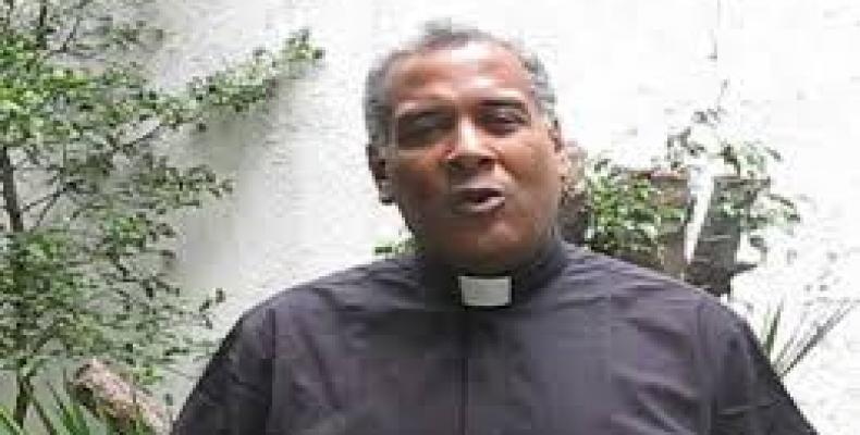 Reverend Luis Barrios, Member of the Board of Directors of IFCO