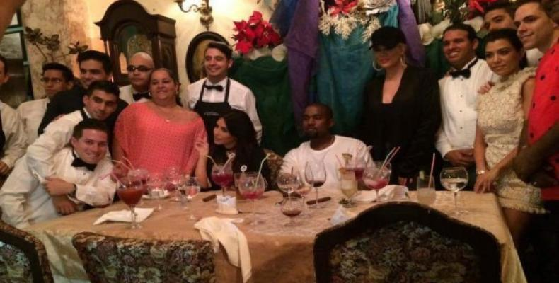 Las Kardashian en Cuba