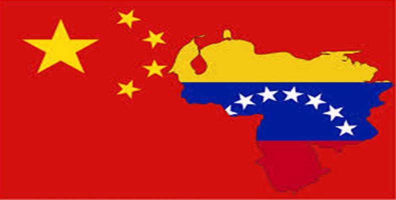 China y Venezuela