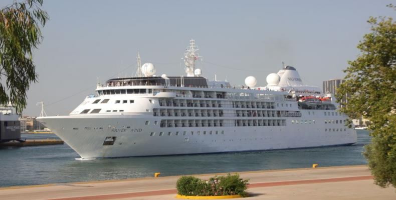 The Silver Wind will sail multiple itineraries in Cuba. Photo: George Stamatis/ Shutterstock.com