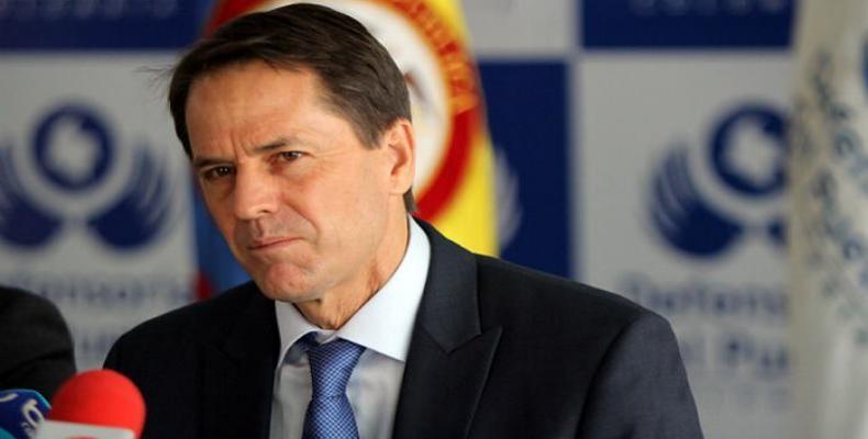 Representante colombiano de la ONU para los Derechos Humanos, Todd Howland. (Foto/eluniversal.com.co)