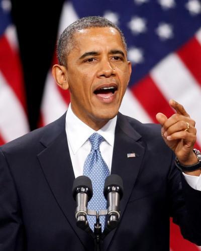 primer mandatario norteamericano, Barack Obama