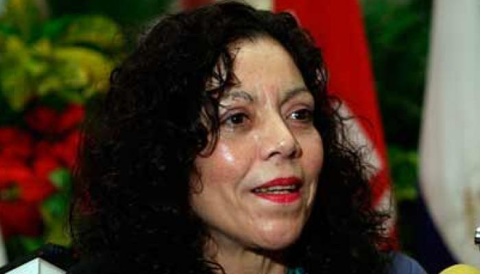 Nicaraguan Vice President Rosario Murillo