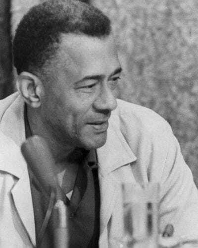 El líder sindical cubano Lázaro Peña.Foto:Archivo.