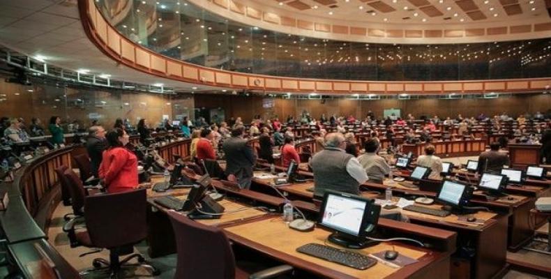 Parlamento ecuatoriano