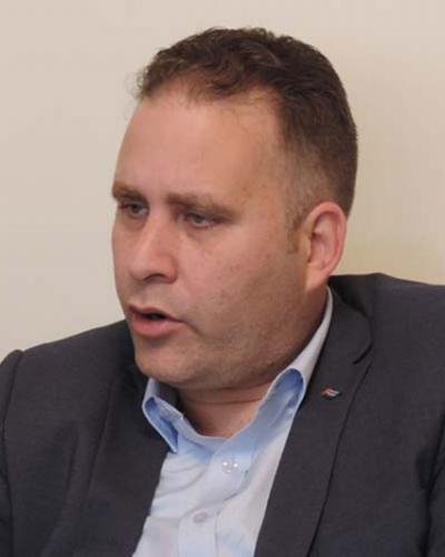 Luis Morlote Rivas, nuevo presidente de la UNEAC.Foto:Internet.