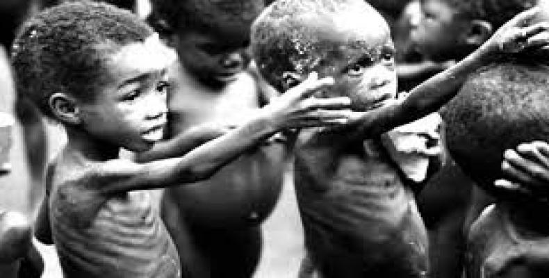 FAO says world needs better food and income distribution to end hunger.  Photo: Google