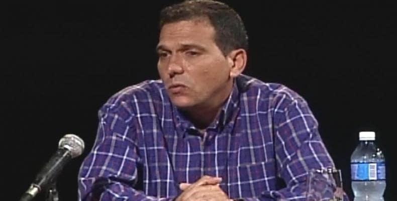 DrC. Bladimir Moreno, director del Centro Nacional de Investigaciones Sismológicas.