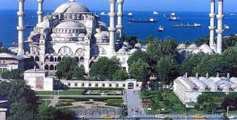 Ciudad turca de Estambul