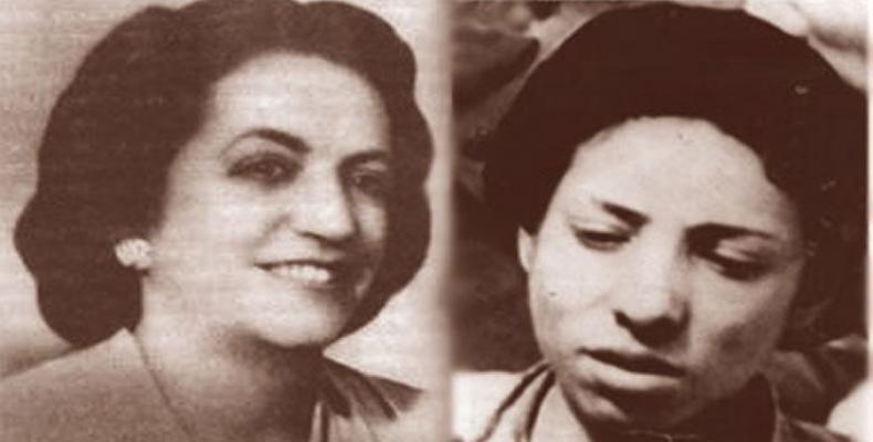 Las heroicas mujeres no pronunciaron palabra alguna de delación ni se rindieron. Foto: Archivo