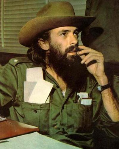 Valor, sentido del deber y honradez caracterizaron a Camilo Cienfuegos. Foto de archivo
