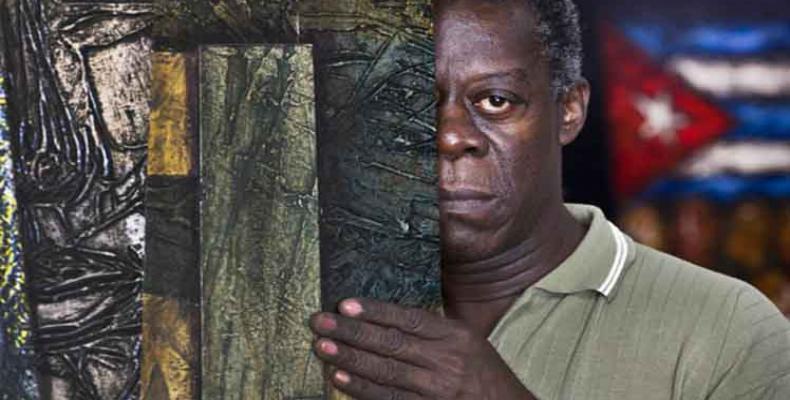 Cuban Painter and Engraver Eduardo Roca