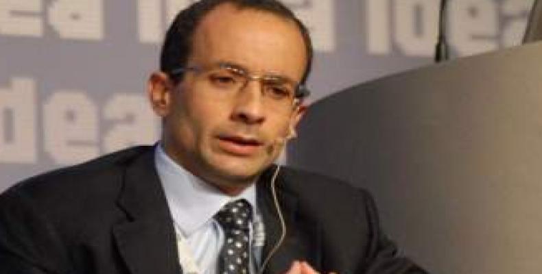 Marcelo Odebrecht. Imagen de archivo
