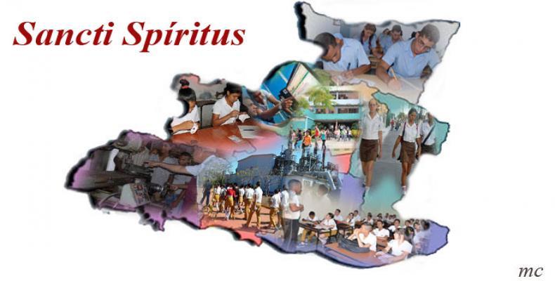Eduación en Sancti Spíritus. Foto: María Calvo