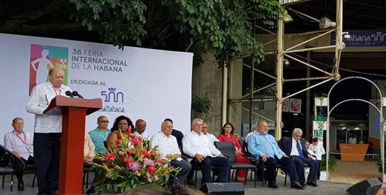 Havana's International Trade Fair gets underway