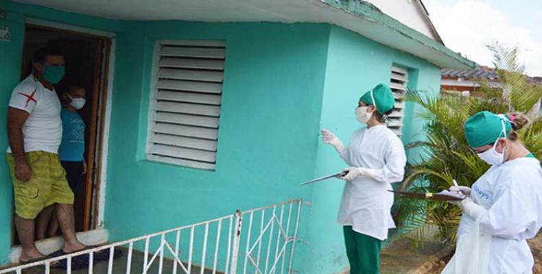Cuba travaille pour un contrôle plus efficace de l'épidémie de Covid-19