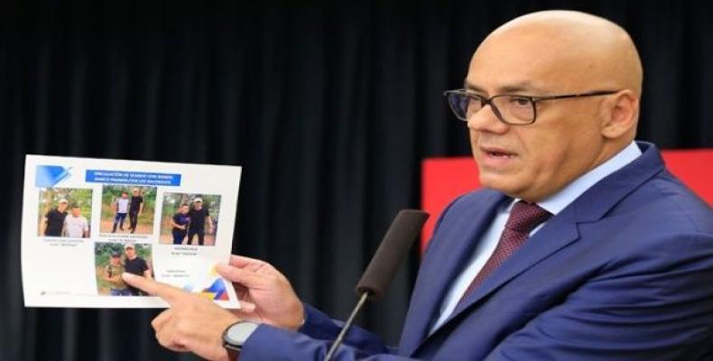 Venezuelan Minister for Communications, Jorge Rodriguez. (Photo: teleSUR)