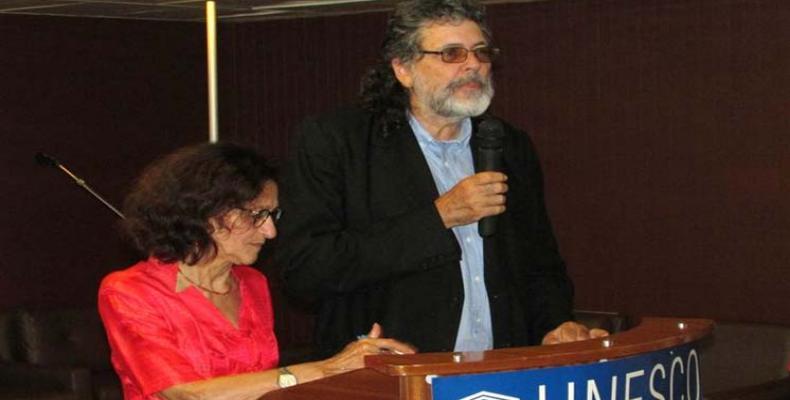Prieto insistió en la visión descolonizadora defendida por Cuba y su identificación con América Latina y el Caribe. Foto: PL