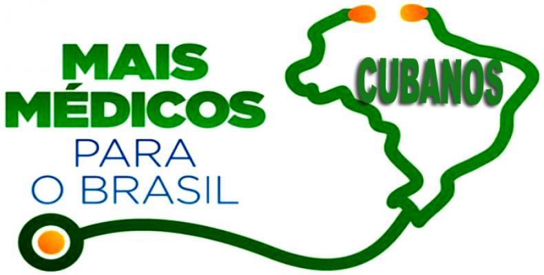Programo Pliaj Kuracistoj en Brazilo