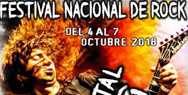 En el Gabinete Caligary, en Holguín, se presentarán las bandas que cultivan este género, tanto de nuestro país como foráneas.Imágen:Internet.