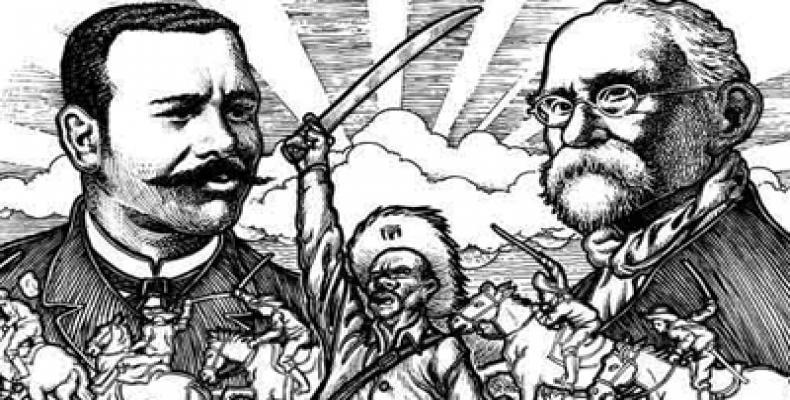 El 22 de enero de 1896, la invasión llegó a Mantua, el pueblo más occidental de Cuba. Foto: Archivo