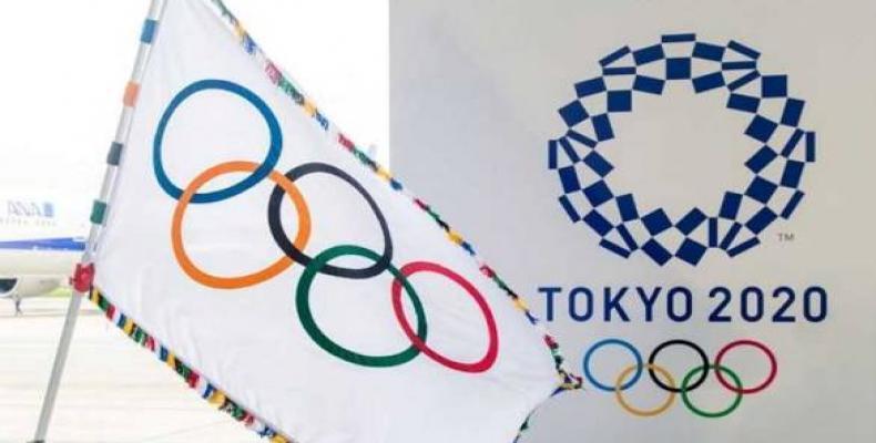 Representación de los Juegos Olímpicos de Tokio 2020  Foto: JIT