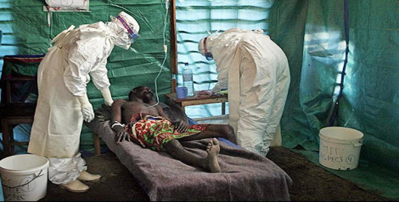 Controla República Democrática del Congo epidemia de ébola.Foto:Archivo.