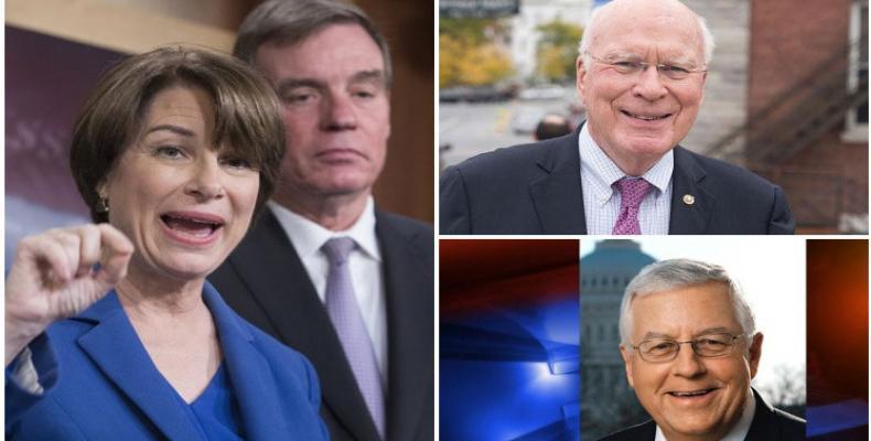 Los legisladores demócratas Amy Klobuchar y Patrick Leahy, y el republicano Mike Enzi, volvieron a presentar la iniciativa de Ley de Libertad de Exportación a C