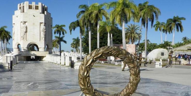 Cementerio de Santa Ifigenia, Santiago de Cuba
