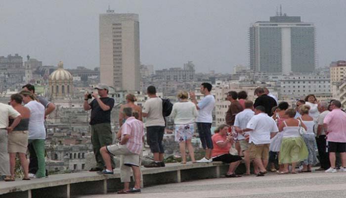 Destacam interesse dos norte-americanos em visitar Cuba.