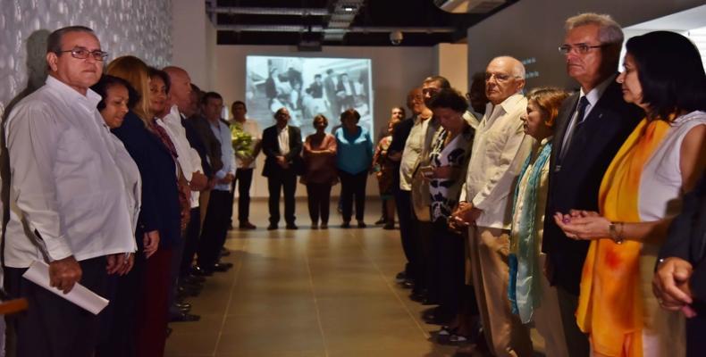 En el Memorial de la Denuncia se celebró la ceremonia. Fotos: Omara García Mederos