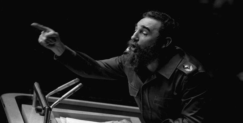 Fidel Castro, discurso en la ONU 1979.