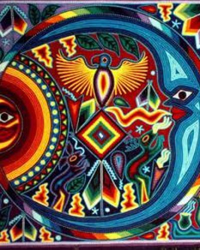 Arte mexicano. Imagen tomada de Internet