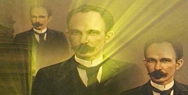 El ideario de José Martí aglutina a los pueblos latinoamericanos en defensa de su soberanía. Fotos: Archivo