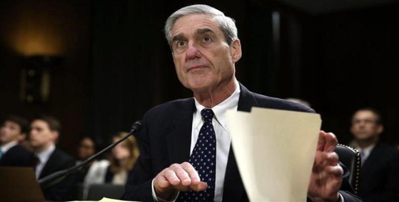The US Justice Department's Special Counsel Robert Mueller.  Photo: AP