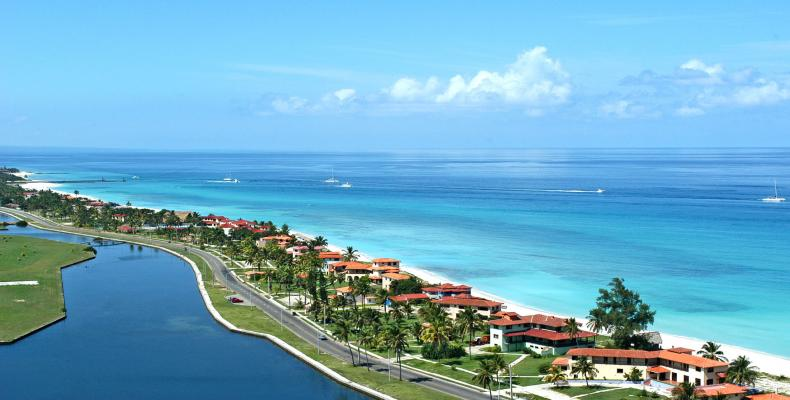 Varadero, Cuba's main beach and sun resort, is placed third on a list of best beaches in the world