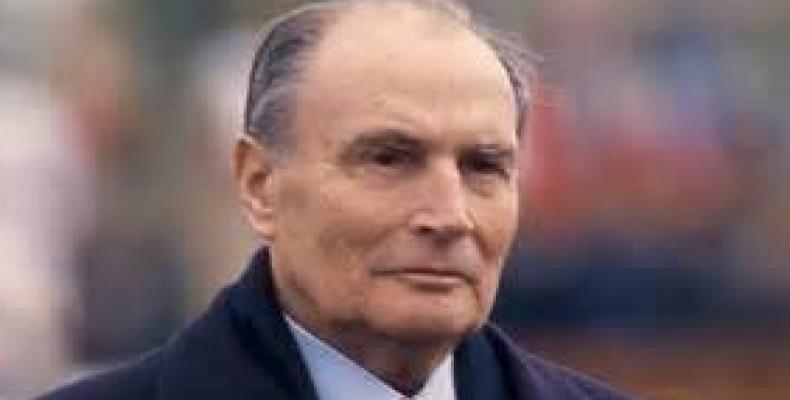 Francoise Mitterrand