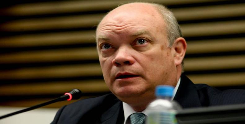 Malmierca aseguró que América Latina y el Caribe tienen un fuerte compromiso para implementar la Agenda 2030. Foto: Archivo