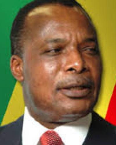 Presidente de la República del Congo, Denis Sassou N'guesso.(Imagen:archivo)