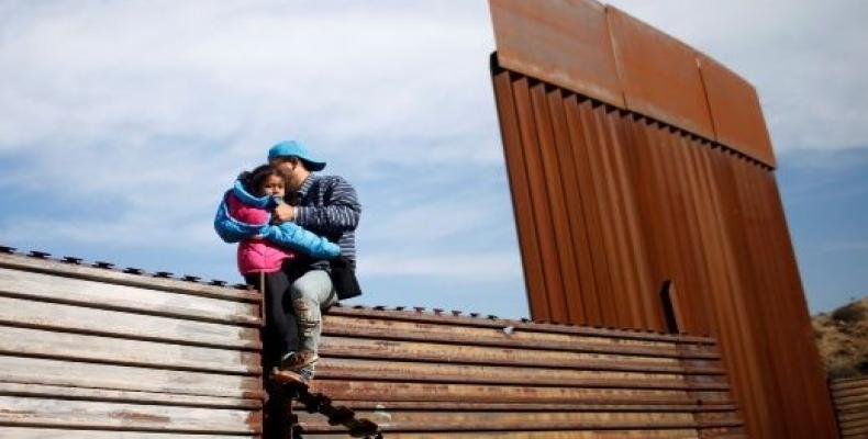 La cifra de arrestos de inmigrantes indocumentados en la frontera sur de EE.UU. marcó en noviembre un nuevo récord. Foto: Reuters