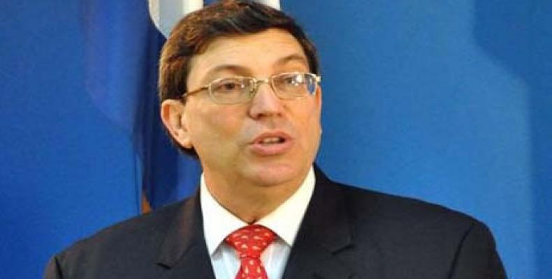 Cuban Foreign Minister, Bruno Roidriguez Parrilla. File Photo