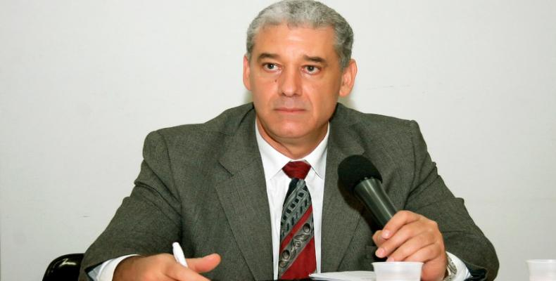 Director of Multilateral Affairs and International Law Pedro Nuñez Mosquera